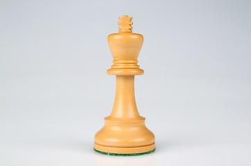 Schachfigur-König