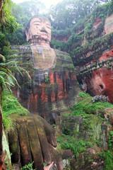 Giant Buddha in China
