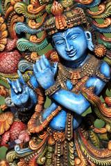 Wall Mural - Lord Krishna