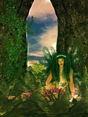 Recharging Fairy