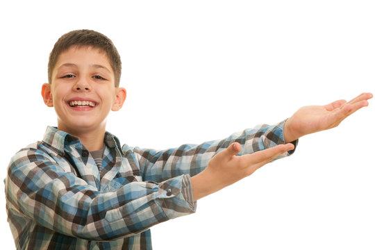 Kid invites new events