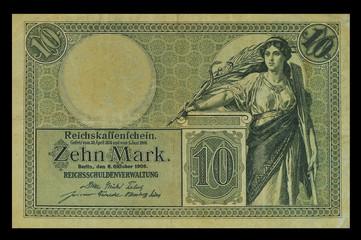 10 Mark 1908