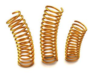 Golden springs