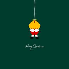 Hanging Christmas Angel