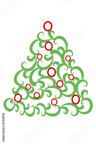 Albero Di Natale Stilizzato Immagini E Vettoriali Royalty Free Su