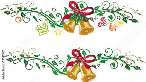 weihnachten christmas glocke gl ckchen set. Black Bedroom Furniture Sets. Home Design Ideas