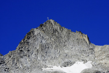 Barmer Spitze (3200 m)