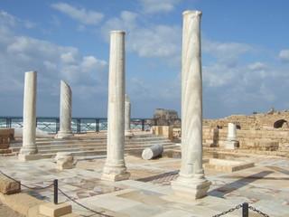 CESAREE ISRAEL RUINES ROMAINES