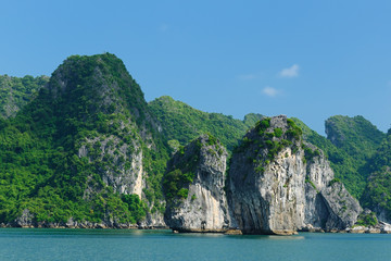Cadres-photo bureau Cote Vietnam - Halong Bay National Park