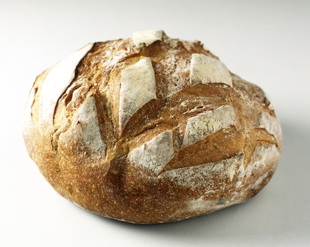 boule de pain de campagne