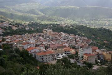 Panoramica di Montelepre