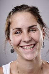 Happy smiling portrait