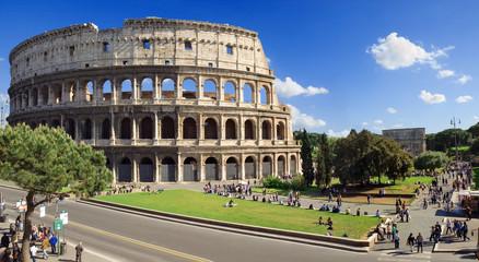 Foto op Plexiglas Rome Colosseo, Roma