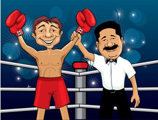 Boxer winner