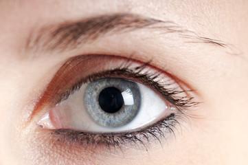 beautiful blue eye girl
