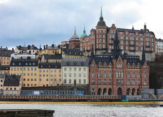Center of Stockholm, Sweden