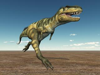 Dinosaur Bistahieversor