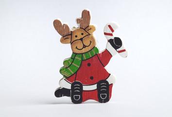 Fröhlicher Weihnachtselch IV