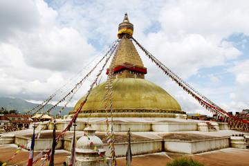 Stupa Buddhanath