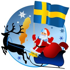 Merry Christmas, Sweden!