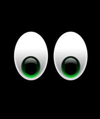 oczy zielone cz