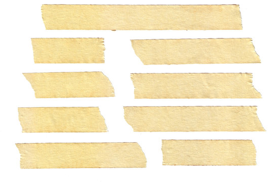 masking tape textures - 2 of 2 sets