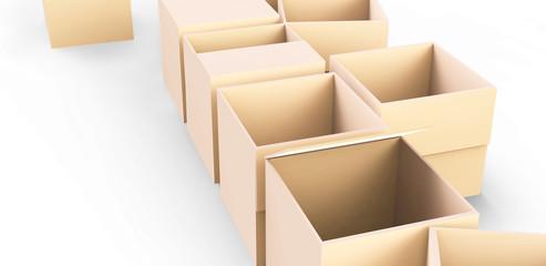 verpackung - schachteln