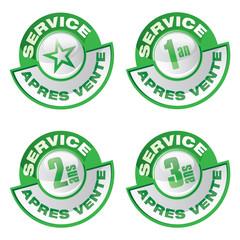 Bouton, icone : Service après vente - SAV
