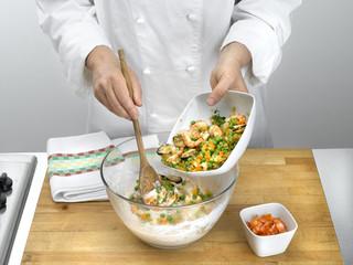 gestes du cuisinier