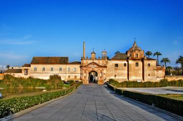 Cartuja de Sevilla, Seville, Spain