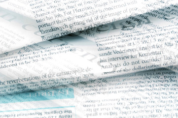 Business paper abstract