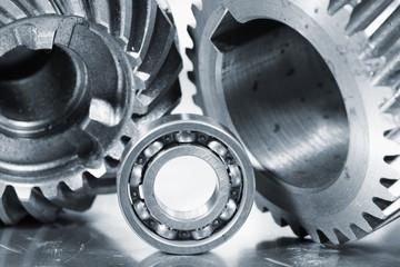 engineering machine parts