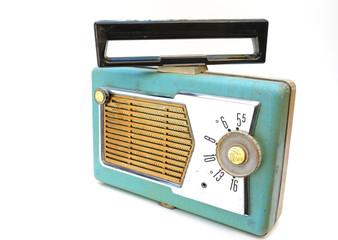 Retro Handheld Radio