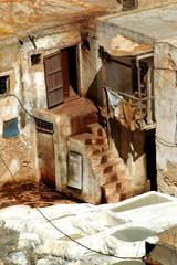 Gerberei in Marrakesch