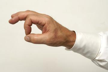 Handzeichen - alles in Ordnung