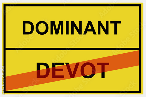 sklaven zentrale dominant und devot