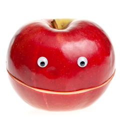 Smilng Apple