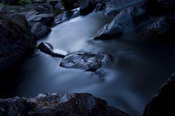 Fluss silbersee