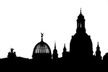 Dresden Silhuette