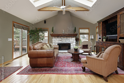 family rooms with brick fireplaces decorating interior