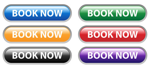 """""""BOOK NOW"""" Web Button (e-bookings order online internet tickets)"""