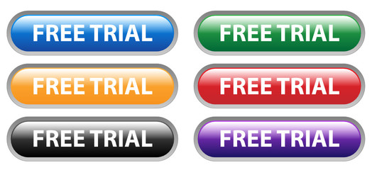 FREE TRIAL Web Buttons Set (shopping offers specials internet)