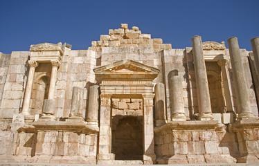 Southern theatre, Jerash, Jordan