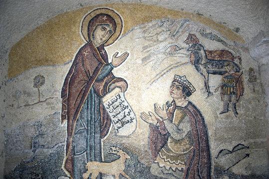 Mary, Sednaya, Syria