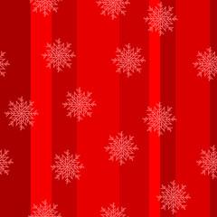 Christmas snowflakes seamless background 2