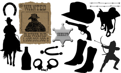 elements for cowboy life