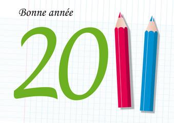 Voeux 2011 Ecole