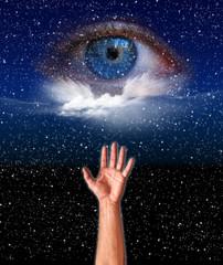 l'occhio di Dio