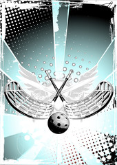 floorball poster 1