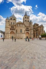Dom und Liebfrauenkirche in Trier, Deutschland